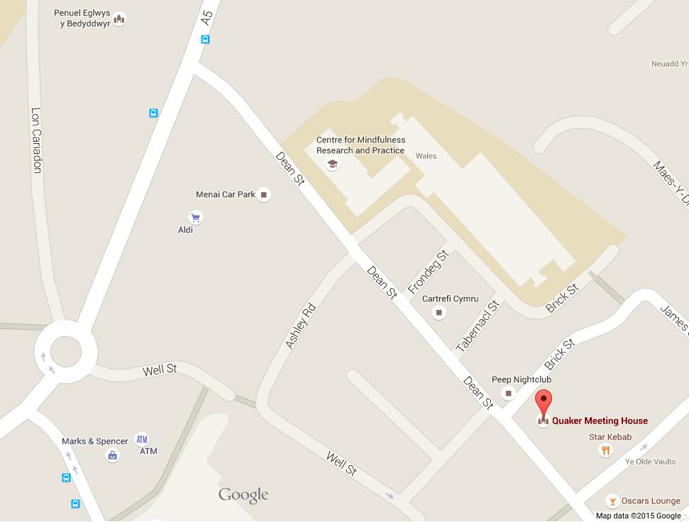 QMH Dean Street Map